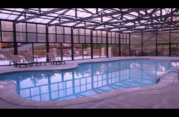 Beautiful Indoor Heated Pool Open Year Round !!!...